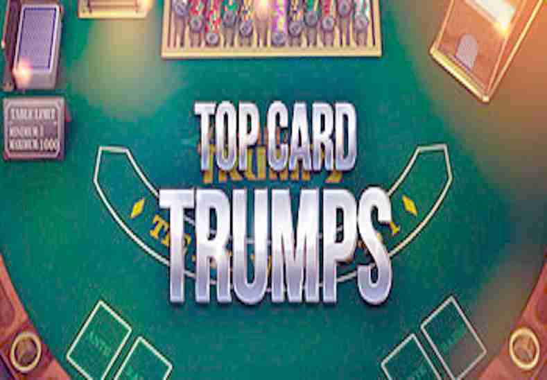 Top Card Trumps by Betsoft